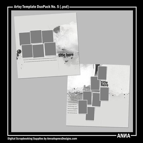 AASPN_ArtsyTemplateDuoPack5