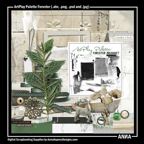 AASPN_ArtPlayPaletteForester