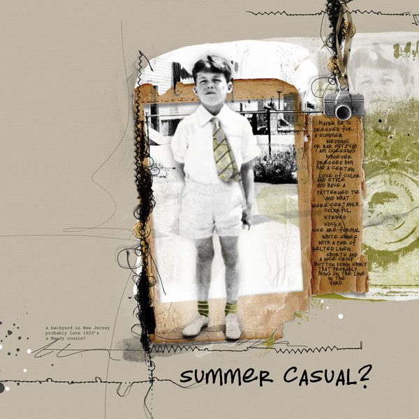 Summer-casual