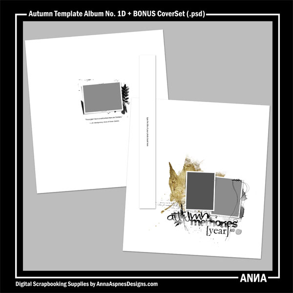 AASPN_AutumnTemplateAlbum1_CoverSet